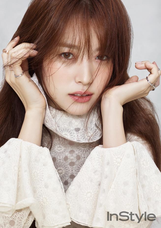 Han Hyo Joo InStyle 03