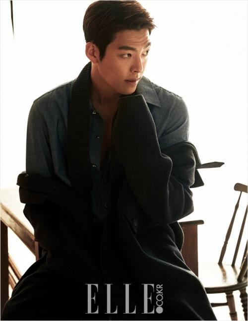 Kim Woo Bin Elle Korea 03 Drama Chronicles
