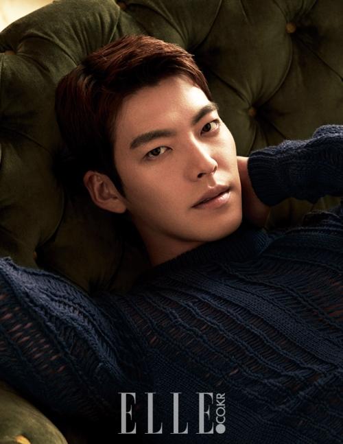 Kim Woo Bin Elle Korea 06 Drama Chronicles