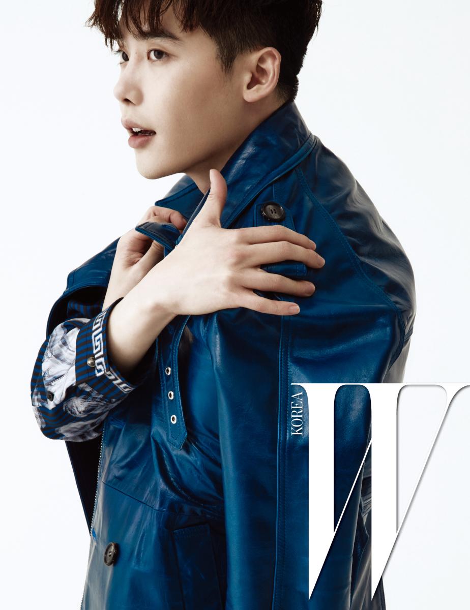 Lee Jong Suk for W Korea 01 Drama Chronicles