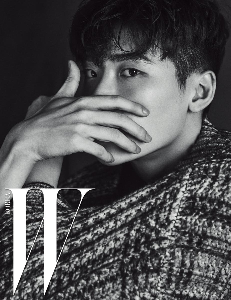 Lee Jong Suk for W Korea 02 Drama Chronicles