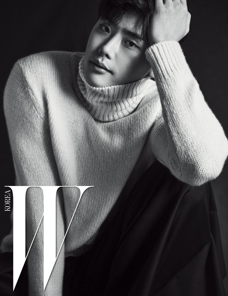 Lee Jong Suk for W Korea 04 Drama Chronicles