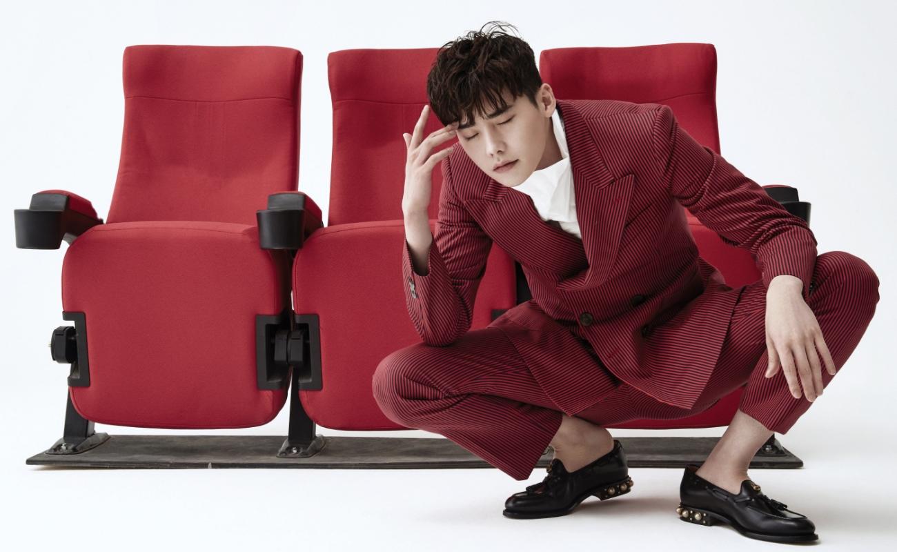 Lee Jong Suk for W Korea 05 Drama Chronicles