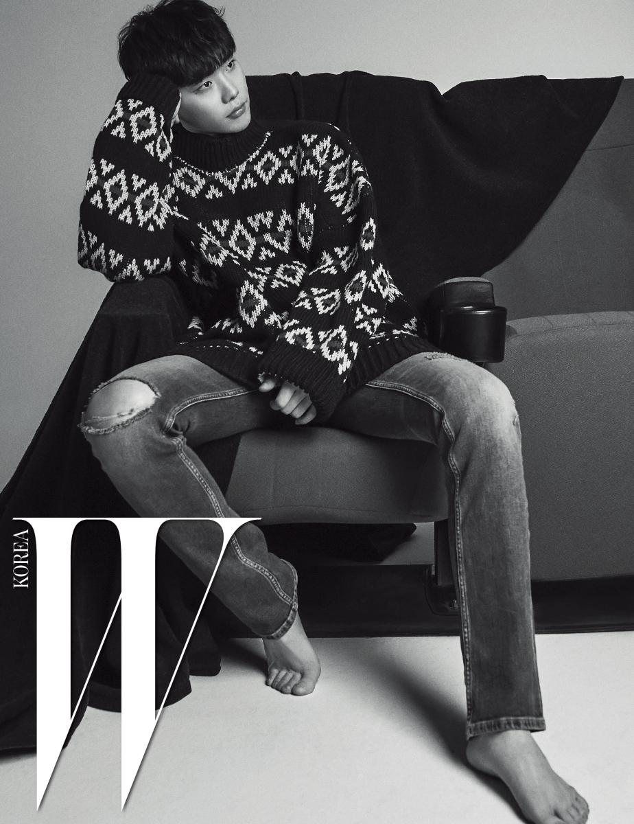 Lee Jong Suk for W Korea 06 Drama Chronicles