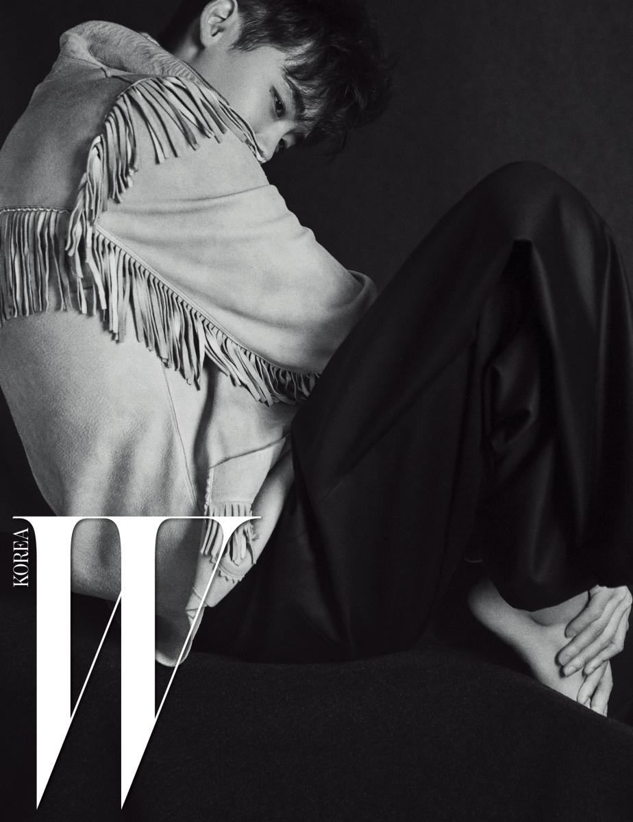 Lee Jong Suk for W Korea 07 Drama Chronicles