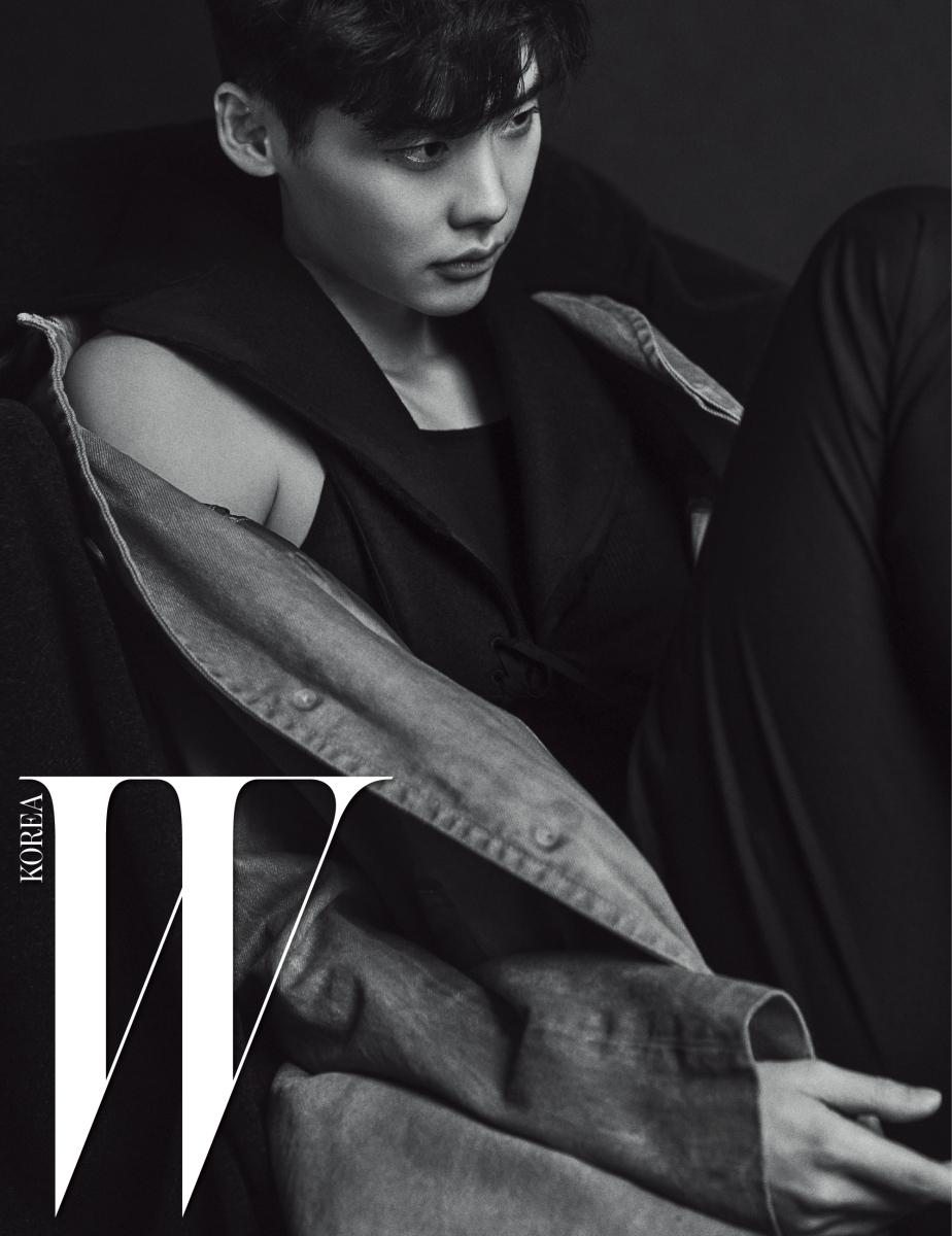 Lee Jong Suk for W Korea 08 Drama Chronicles