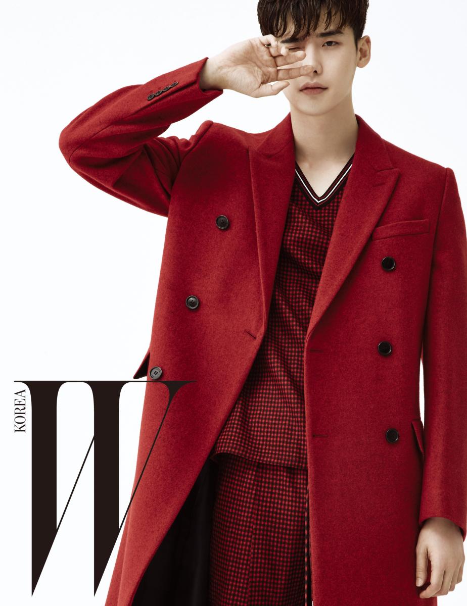 Lee Jong Suk for W Korea 09 Drama Chronicles