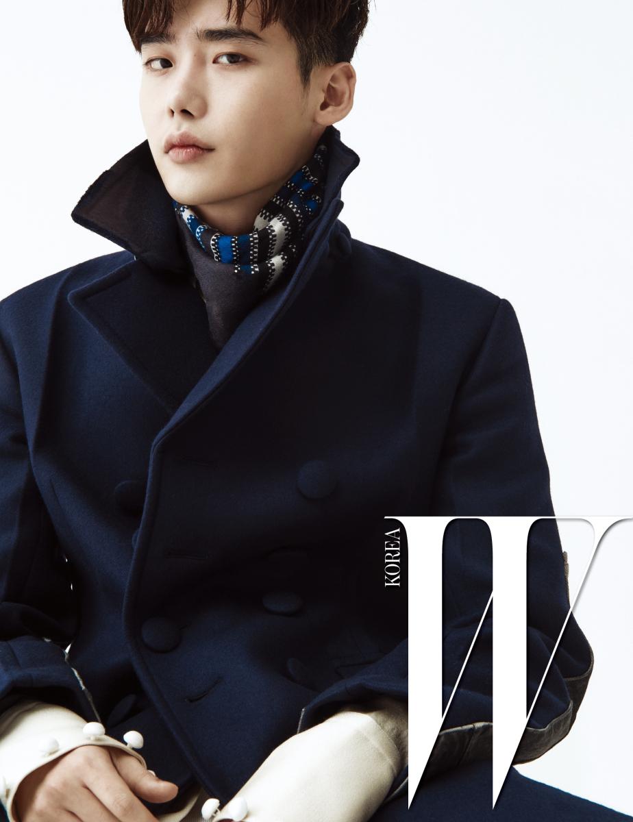 Lee Jong Suk for W Korea 11 Drama Chronicles