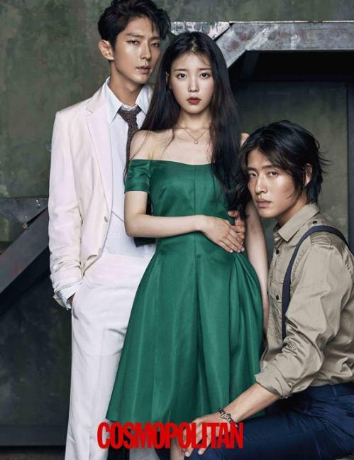 Scarlet Heart Goryeo Cosmopolitan 06 Drama Chronicles