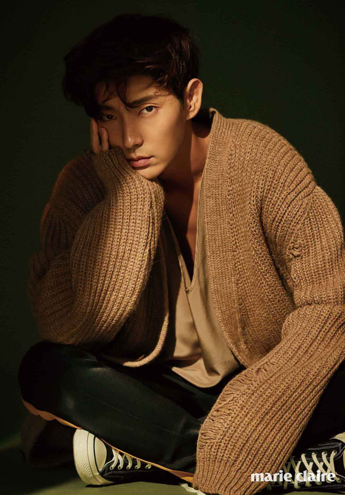 Lee Joon Gi for Marie Claire 02 Drama Chronicles