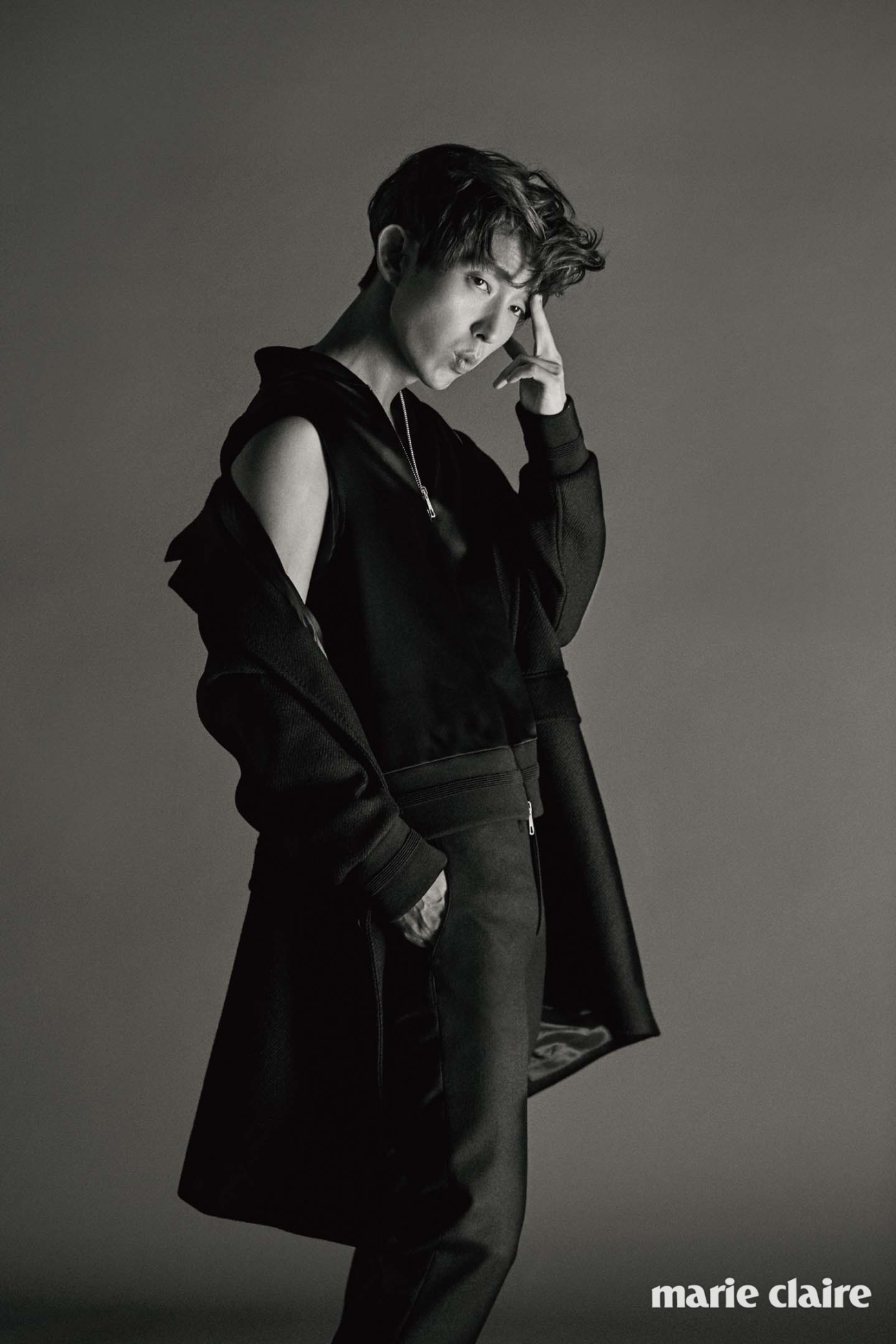 Lee Joon Gi for Marie Claire 03 Drama Chronicles