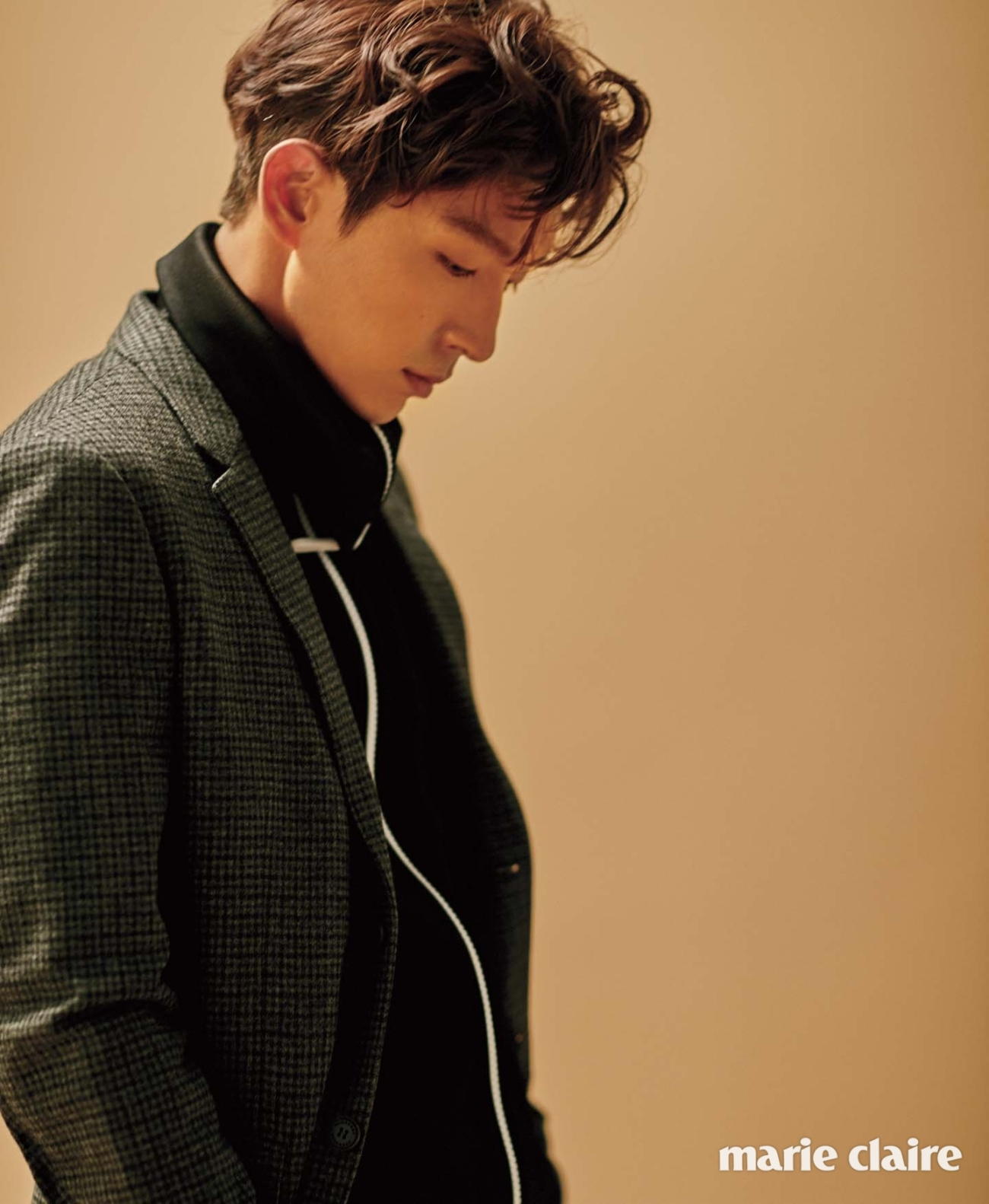 Lee Joon Gi for Marie Claire 05 Drama Chronicles