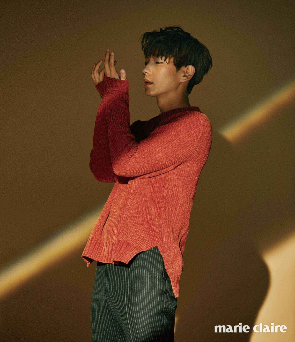 Lee Joon Gi for Marie Claire 06 Drama Chronicles
