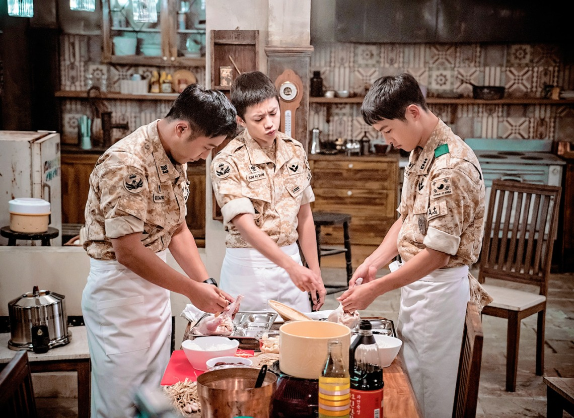 descendants-of-the-sun-kitchen-drama-chronicles