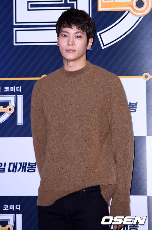 Joo Won photos courtesy of OSEN