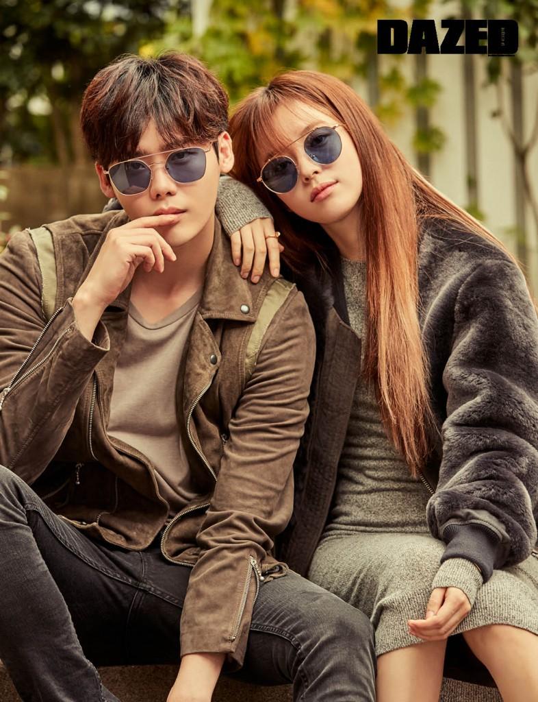 Photo courtesy of Dazed Korea