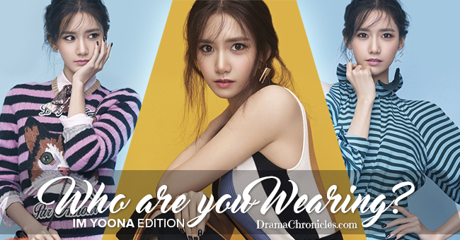 Who Are You Wearing: Im Yoona