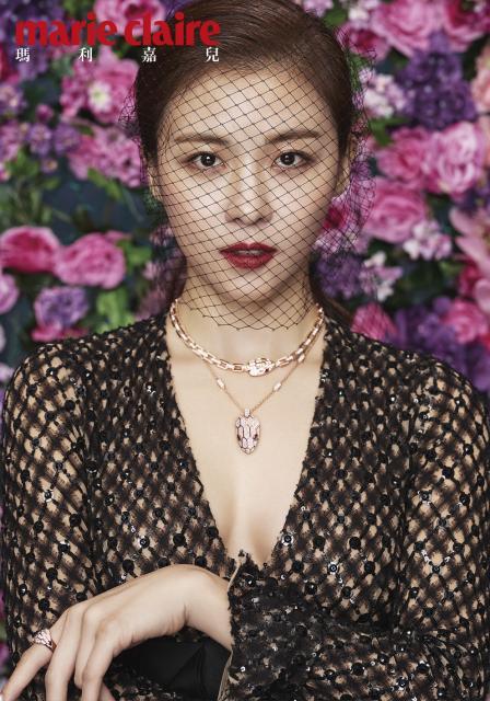 Ha Ji Won photo c/o Marie Claire magazine