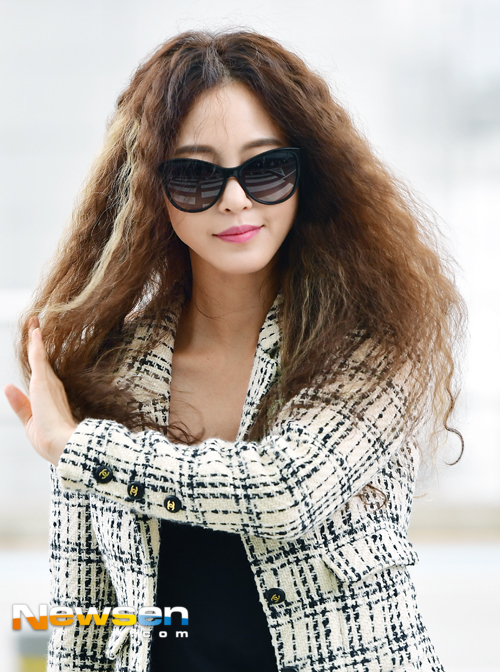 Han Ye Seul photo c/o Newsen