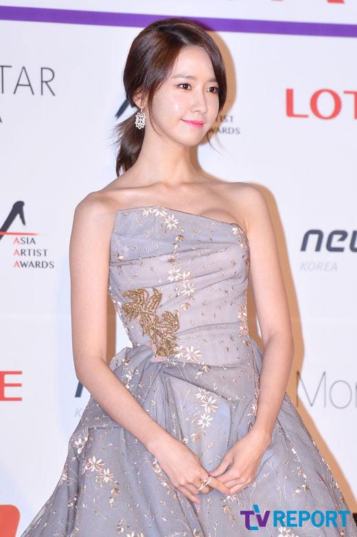 Im Yoona c/o TV Report