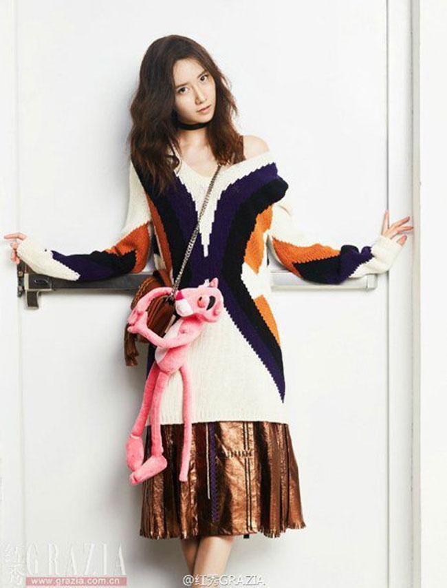 Im Yoona c/o Grazia China