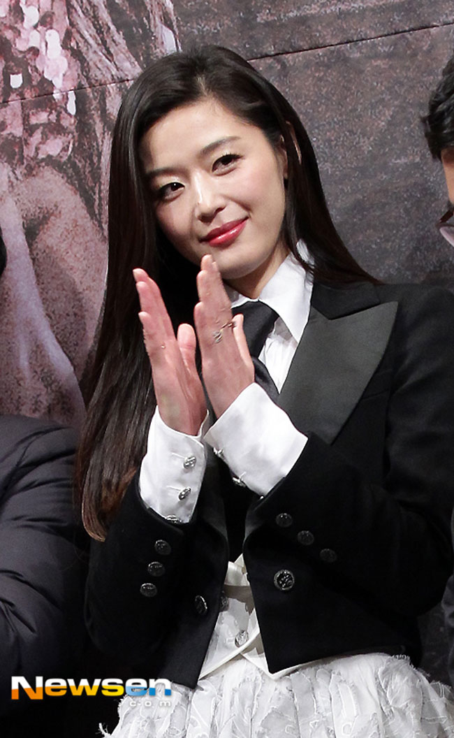 Jun Ji Hyun photo c/o Newsen