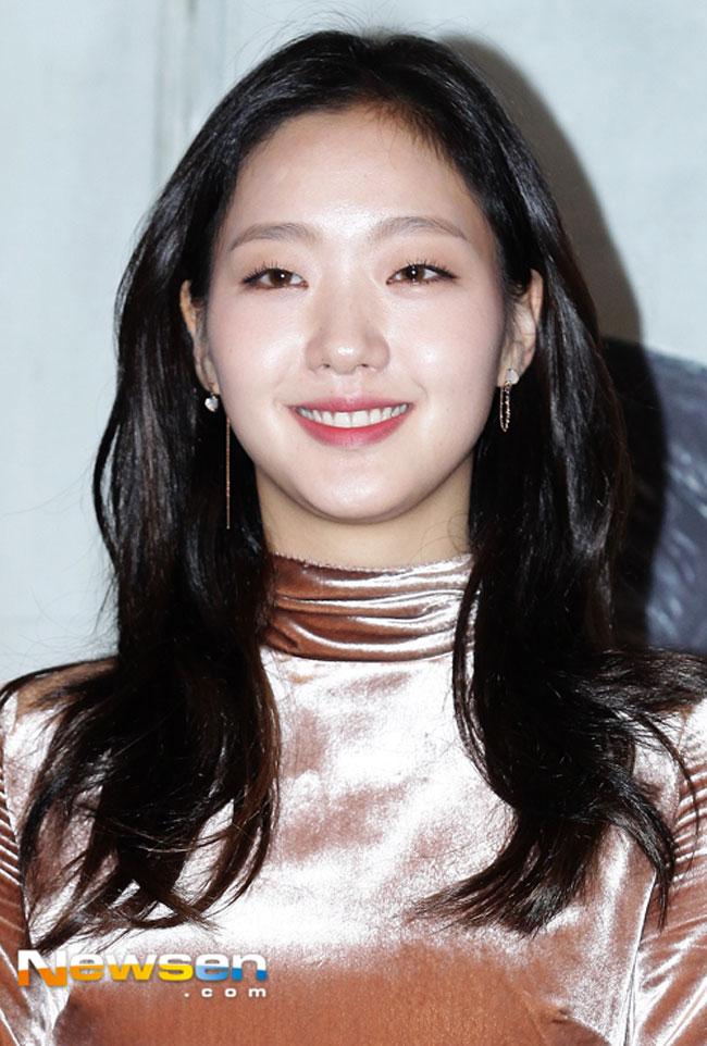Kim Go Eun  c/o Newsen