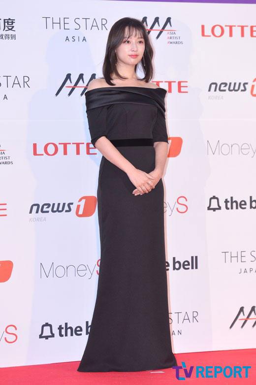 Kim Ji Won c/o TV Report
