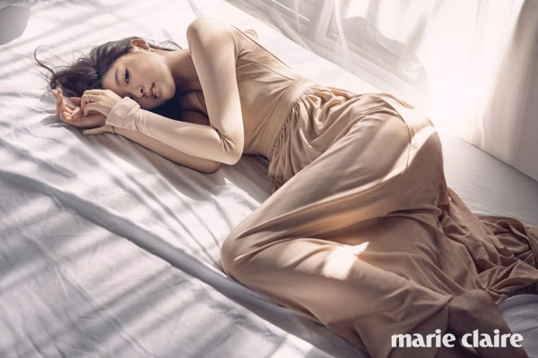 Kim Seolhyun photo c/o Marie Claire