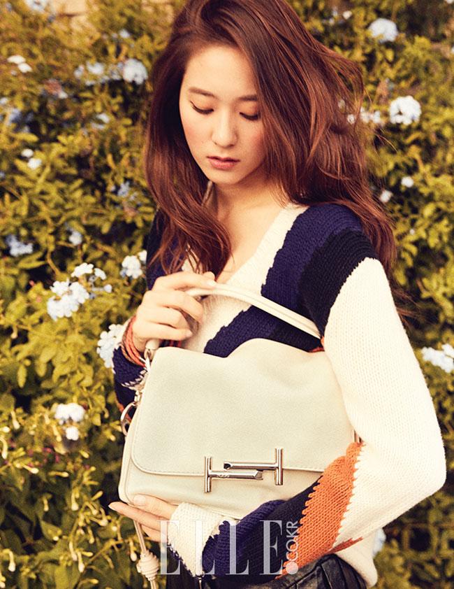 Krystal Jung c/o Elle