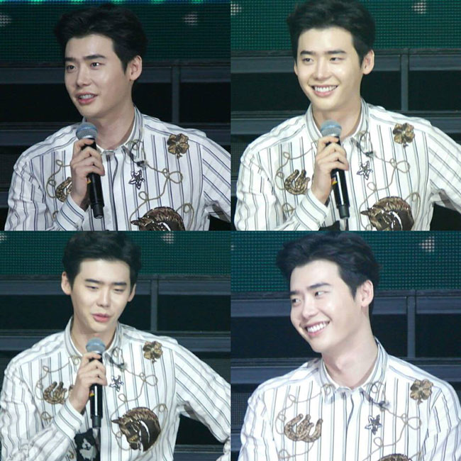 Lee Jong Suk photo c/o Andrea Co Yu
