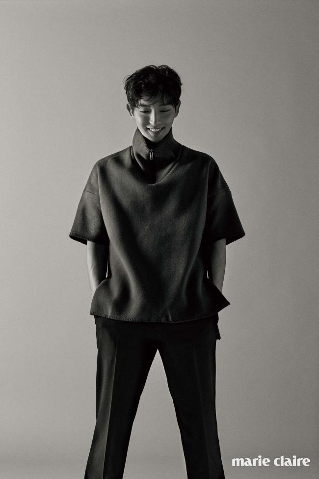 Lee Joon Gi photo c/o Marie Claire magazine