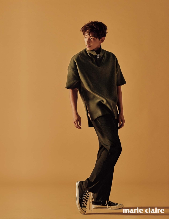 Lee Joon Gi photo c/o Marie Claire magazine
