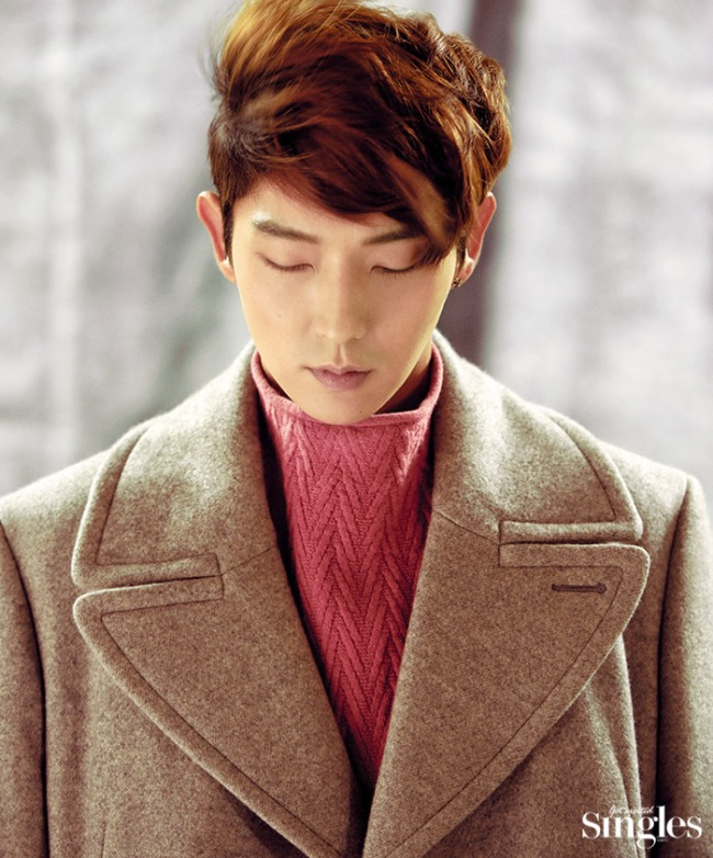 Lee Joon Gi photo c/o Singles