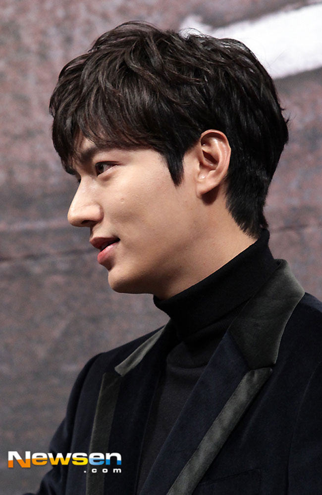 Lee Min Ho photo c/o Newsen