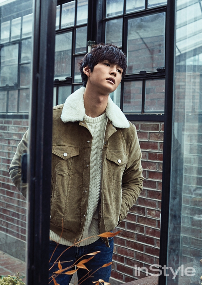 Lee Won Keun photo c/o InStyle