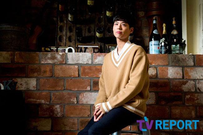 Park Bo Gum c/o TV Report