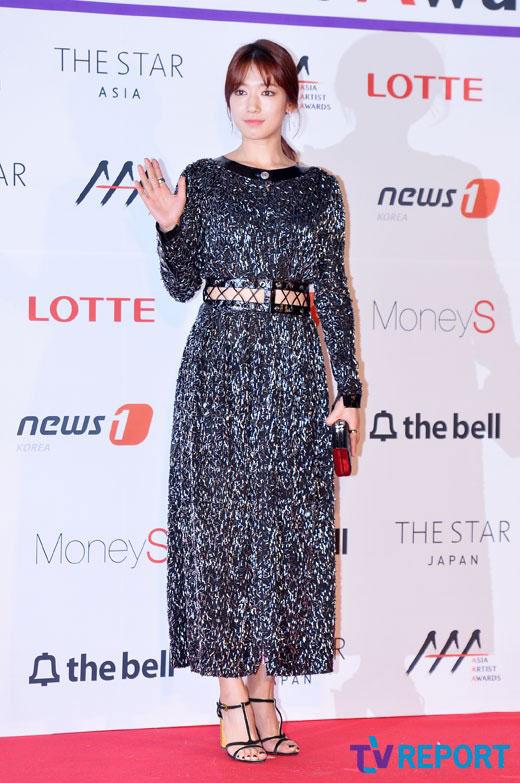 Park Shin Hye c/o TV Report