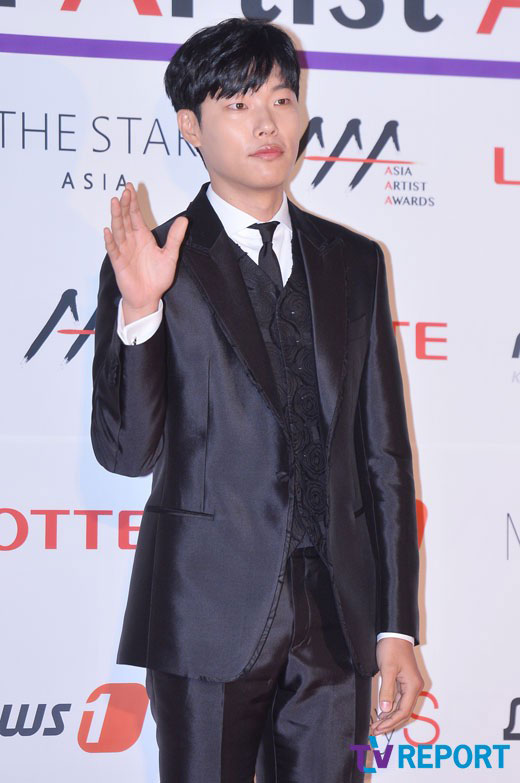Ryu Jun Yeol c/o TV Report