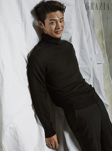 Seo In Guk photo c/o Grazia