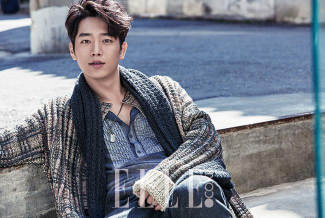 Seo Kang Joon c/o Elle