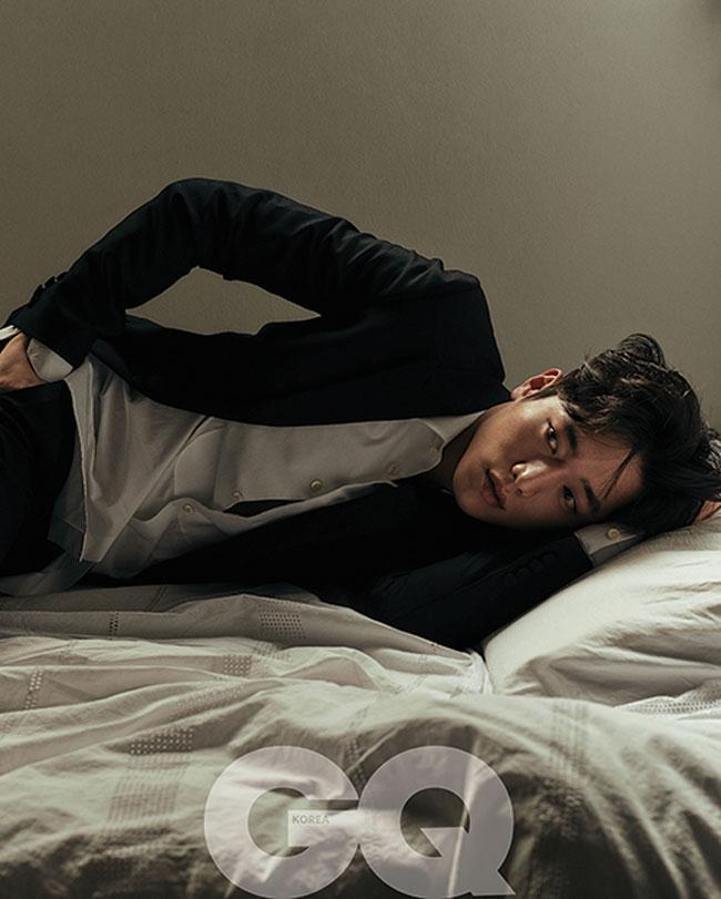 Seo Kang Joon c/o GQ