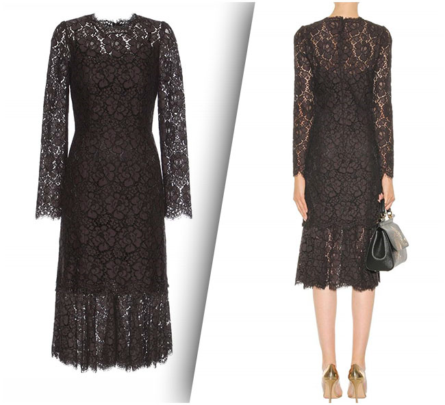 Dolce&Gabbana Lace Dress