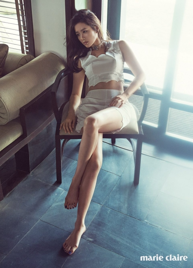 Son Ye Jin photo c/o Marie Claire magazine