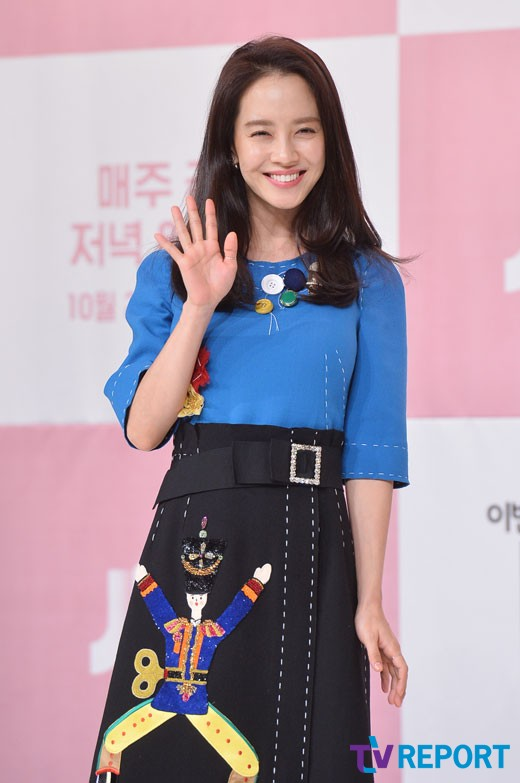 Song Ji Hyo photo c/o TV Report