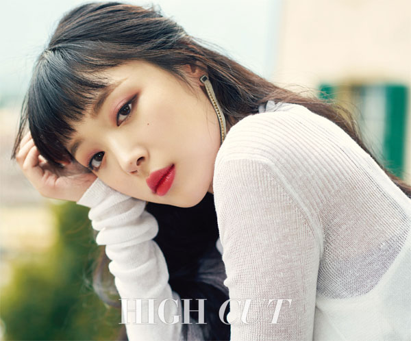 Sulli c/o High Cut