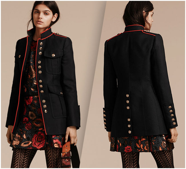Burberry Regimental Jacket