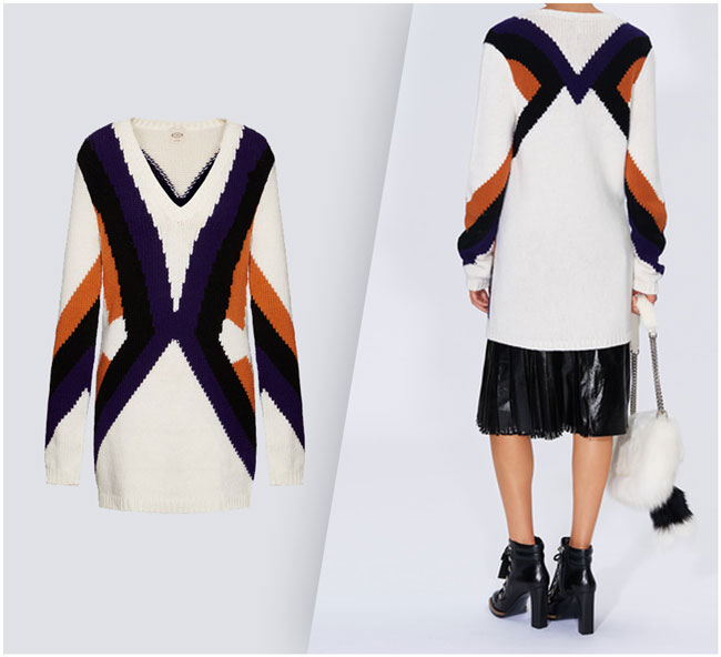 Tod's V-neck Sweater