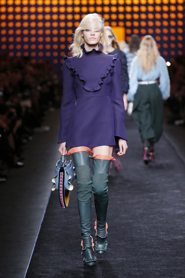 Fendi's Fall Winter 2016 Collection