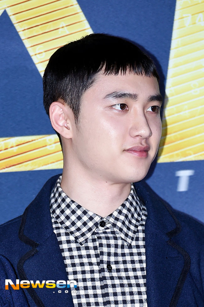 """""""It's Okay, It's Love"""" actor and EXO idol Do Kyung Soo or simply D.O."""